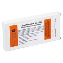 Lymphocausal KM Injektion Ampullen