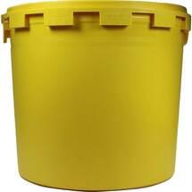 Produktbild Kanüleneimer 5 l gelb
