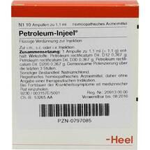 Petroleum Injeel Ampullen