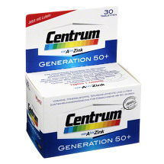 Centrum Generation 50+ A-Zink + Flora