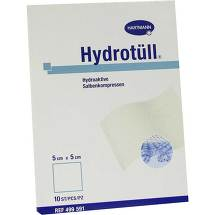 Produktbild Hydrotuell hydroaktive Salbenkompressen 5x5 cm