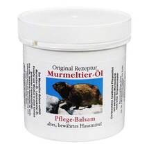 Produktbild Murmeltieröl Pflege Balsam