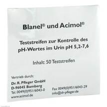 Produktbild Teststreifenheft z.Bestimmung d.Urin ph Wertes