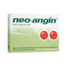 Produktbild Neo Angin Halstabletten