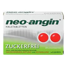 Produktbild Neo Angin Halstabletten zuckerfrei