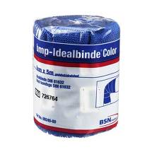Produktbild Idealbinde bmp 5mx6cm blau 9