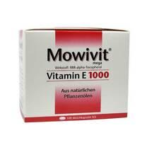 Produktbild Mowivit Vitamin E 1000 Kapseln