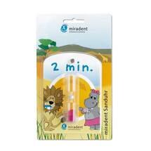 Produktbild Miradent Kinder-Zahnputzuhr Sanduhr