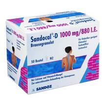 Sandocal D 1000 / 880 Granulat