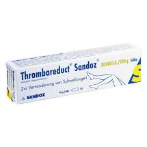 Produktbild Thrombareduct Sandoz 30.000 I.E. Salbe