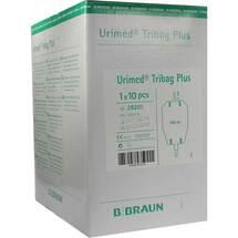 Urimed Tribag Plus Urinbeutel 500ml mit 2cm Schl.