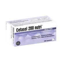 Produktbild Cefasel 200 nutri Selen Tabs Tabletten