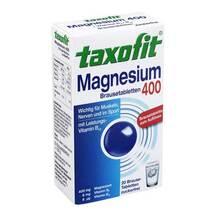 Produktbild Taxofit Magnesium 400 + B6 + B12 Brausetabletten
