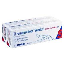 Produktbild Thrombareduct Sandoz 60.000 I.E. Gel