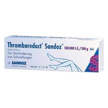 Produktbild Thrombareduct Sandoz 180.000 I.E. Gel