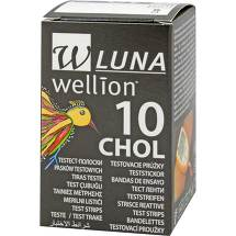 Produktbild Wellion Luna Cholesterinteststreifen