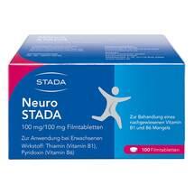 Produktbild Neuro STADA Filmtabletten