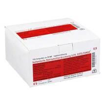 Isotonische Nacl Lösung 0,9% Eifelfango Injektionslösung