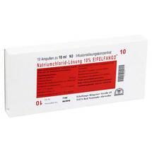 Produktbild Natriumchlorid Lösung 10% Eifelfango Infusionslösung -Konzentrat