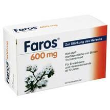 Produktbild Faros 600 mg Filmtabletten