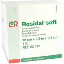 Produktbild Rosidal Soft Binde 12x0,4cmx