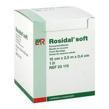 Produktbild Rosidal Soft Binde 15x0,4cmx