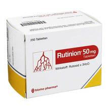 Produktbild Rutinion Tabletten