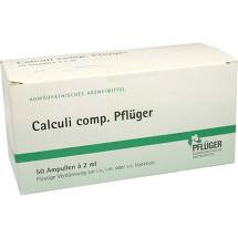 Produktbild Calculi comp. Pflüger Ampullen