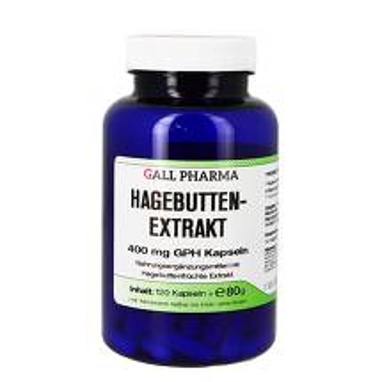 Hagebuttenextrakt 400 mg GPH