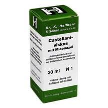 Produktbild Castellani viskos mit Miconazol Lösung