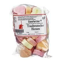 Produktbild Seefelder Traubenzucker Herz