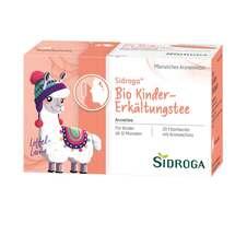 Produktbild Sidroga Bio Kinder-Erkältungstee Filterbeutel