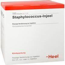 Produktbild Staphylococcus Injeel Ampullen