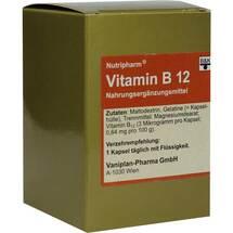 Produktbild Vitamin B12 Kapseln