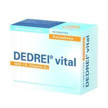 Produktbild Dedrei vital Tabletten
