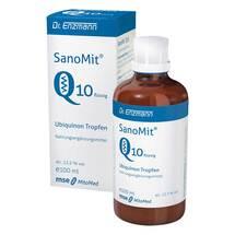 Produktbild Sanomit Q10 Ubiquinon flüssig