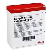 Produktbild Streptococcus Viridans Injeel Ampullen