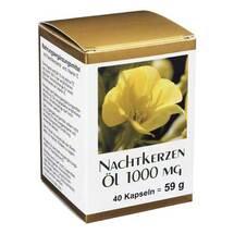 Nachtkerzenöl 1000 mg Kapseln