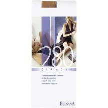 Produktbild Belsana glamour AD 280 d.kurz L schwarz mit Spitze