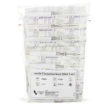 Produktbild Spritzen Einmal 20 ml steril