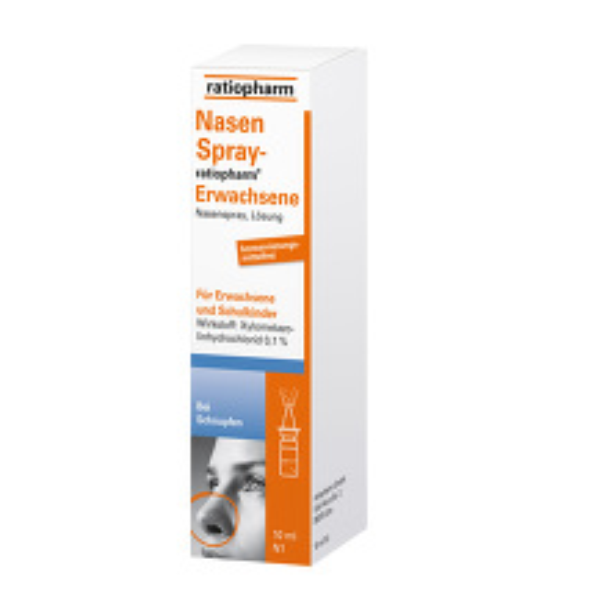 Produktbild Nasenspray ratiopharm Erwachsene