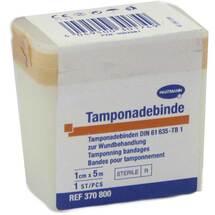 Produktbild Tamponadebinde 1 cm x 5 m steril Hartmann