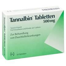 Produktbild Tannalbin Tabletten