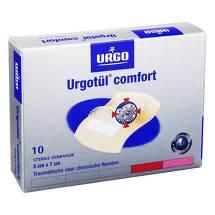 Urgotül comfort 5x7 cm Verband