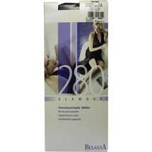 Produktbild Belsana glamour AD 280 d.lang L schwarz mit Spitze