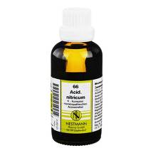 Produktbild Acidum nitricum K Komplex Nr. 66 Dilution