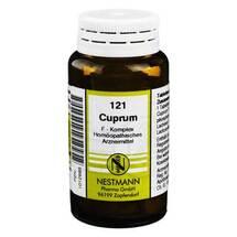 Produktbild Cuprum F Komplex 121 Tabletten