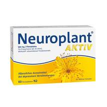 Produktbild Neuroplant aktiv Filmtabletten