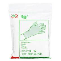 Produktbild TG Handschuhe groß Größe 9 - 10 24752
