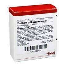 Thallium sulfuricum Injeel Ampullen
